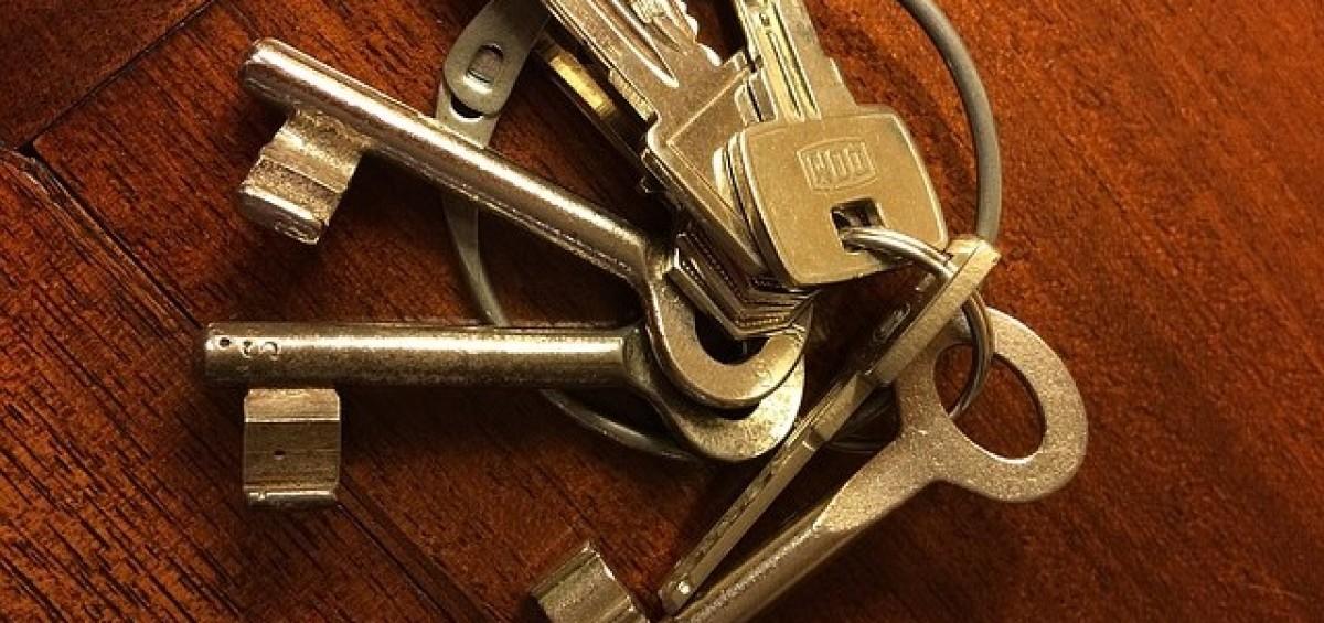 sleutels snel vinden tas
